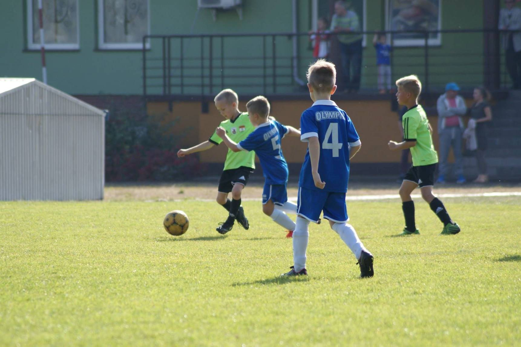 Turniej Piłkarski Start Cup 2015 w Namysłowie